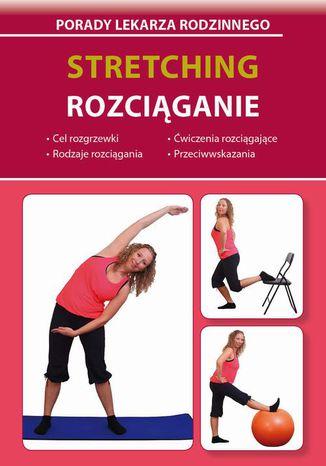 Okładka książki Stretching Rozciąganie