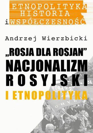 Okładka książki Rosja dla Rosjan