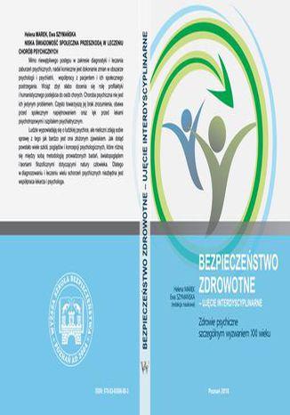 Okładka książki Zdrowie psychiczne szczególnym wyzwaniem XXI wieku