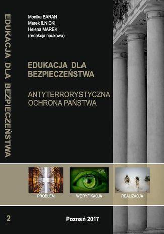 Okładka książki ANTYTERRORYSTYCZNA OCHRONA PAŃSTWA t.2