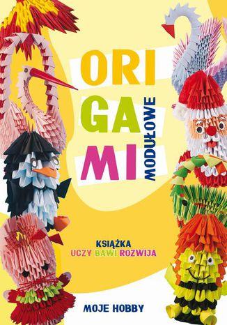 Okładka książki Origami modułowe