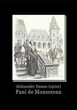Okładka książki Pani de Monsoreau