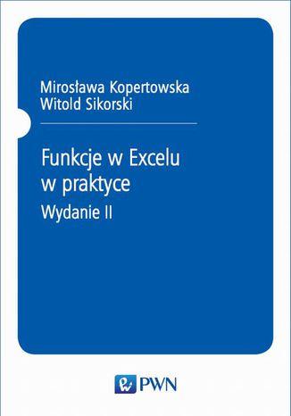 Okładka książki/ebooka Funkcje w Excelu