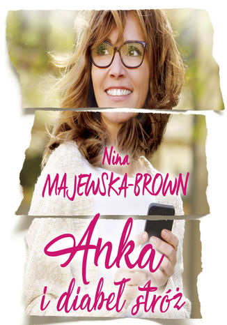 Okładka książki Anka i diabeł stróż