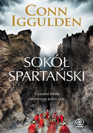 Okładka książki Sokół spartański