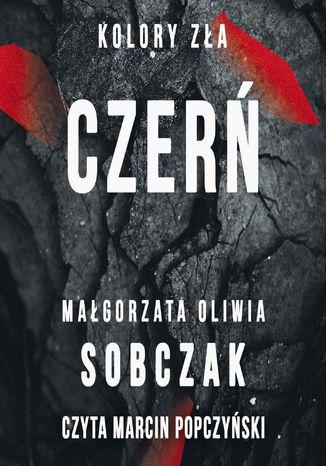 Okładka książki Kolory zła. Czerń