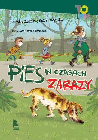 Okładka książki Pies w czasach zarazy