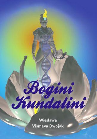 Okładka książki Bogini Kundalini