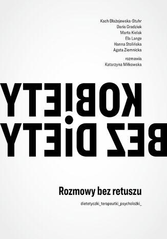 Okładka książki/ebooka Kobiety bez diety