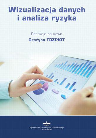 Okładka książki Wizualizacja danych i analiza ryzyka