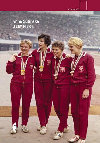Okładka książki Olimpijki