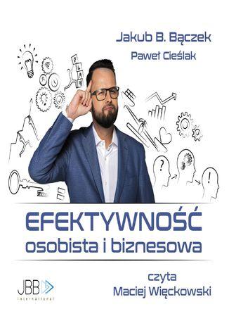 Okładka książki/ebooka Efektywność osobista i biznesowa