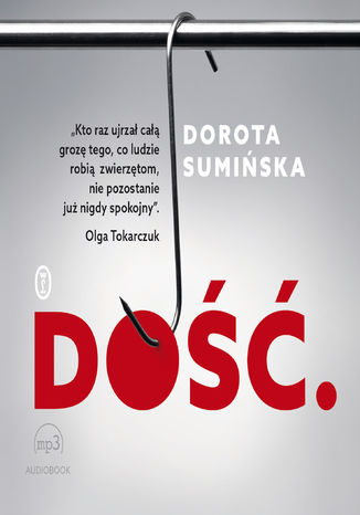 Okładka książki/ebooka Dość
