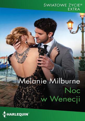 Okładka książki Noc w Wenecji