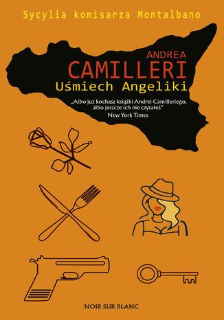 Okładka książki Uśmiech Angeliki