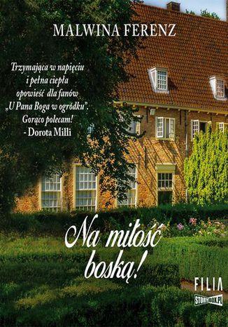 Okładka książki/ebooka Na miłość boską!