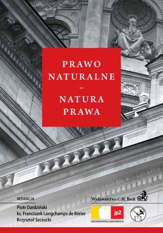 Okładka książki Prawo naturalne - natura prawa