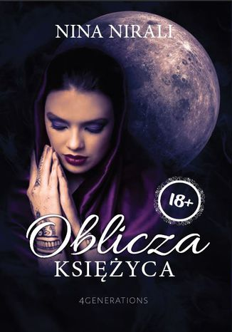 Okładka książki/ebooka Oblicza księżyca