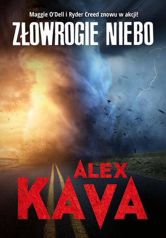 Okładka książki/ebooka Złowrogie niebo