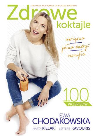 Okładka książki/ebooka Zdrowe koktajle