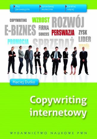 Okładka książki/ebooka Copywriting internetowy