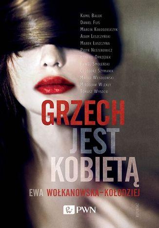 Okładka książki/ebooka Grzech jest kobietą