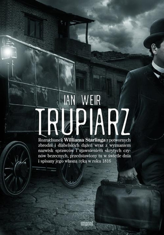 Okładka książki/ebooka Trupiarz