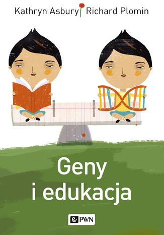 Okładka książki Geny i edukacja