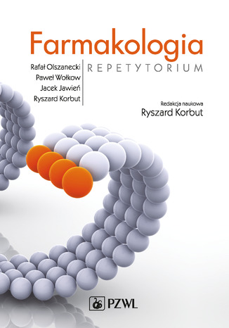 Okładka książki Farmakologia. Repetytorium