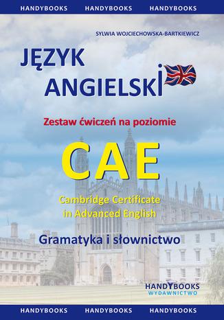 Okładka książki/ebooka Język angielski - zestaw ćwiczeń na poziomie CAE