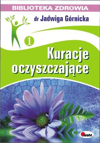 Okładka książki/ebooka Kuracje oczyszczające