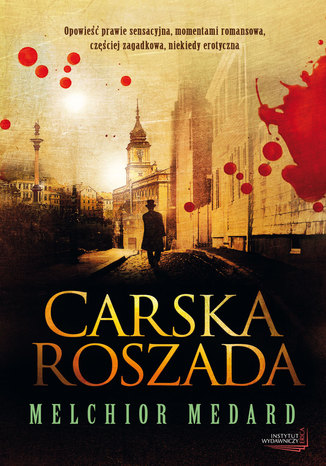 Okładka książki/ebooka Carska roszada