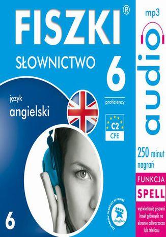 FISZKI audio - j. angielski - Słownictwo 6