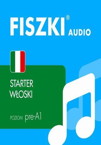 Okładka książki FISZKI audio - j. włoski - Starter
