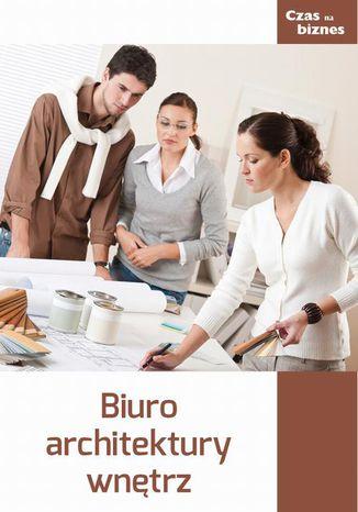Okładka książki Biuro architektury