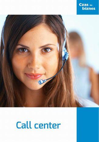 Okładka książki/ebooka Call center