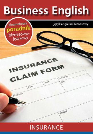 Okładka książki/ebooka Insurance - Ubezpieczenie