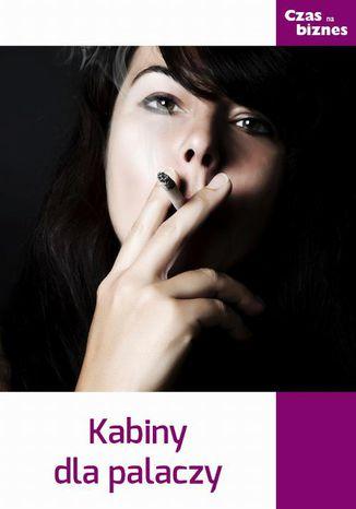 Okładka książki Kabiny dla palaczy