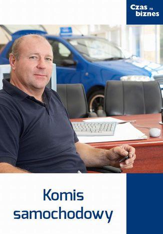 Okładka książki Komis samochodowy