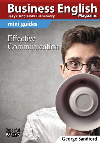 Okładka książki/ebooka Mini guides: Effective communication