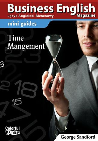 Okładka książki/ebooka Mini guides: Time Menagement