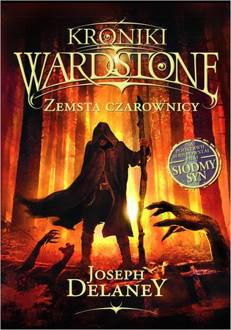Okładka książki Kroniki Wardstone 1. Zemsta czarownicy