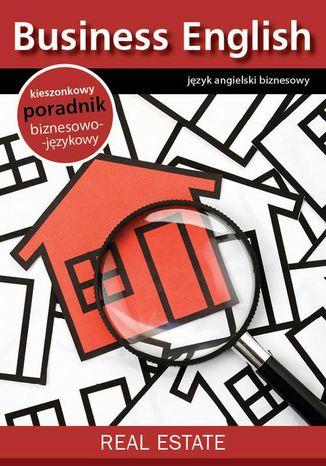 Okładka książki Real estate - nieruchomości