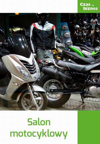 Okładka książki Salon motocyklowy