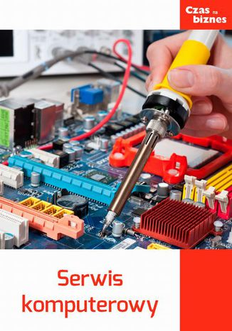 Okładka książki Serwis komputerowy