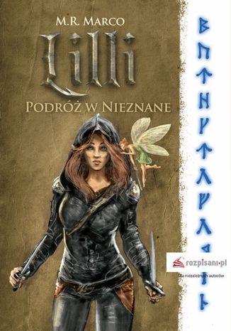 Okładka książki Lilli. Podróż w nieznane