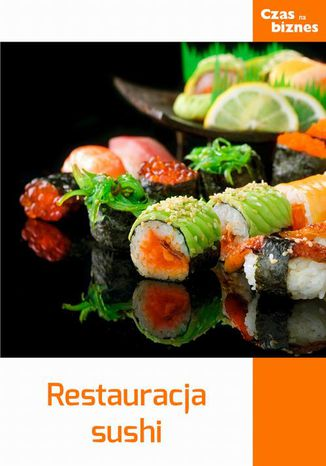 Okładka książki/ebooka Sushi bar