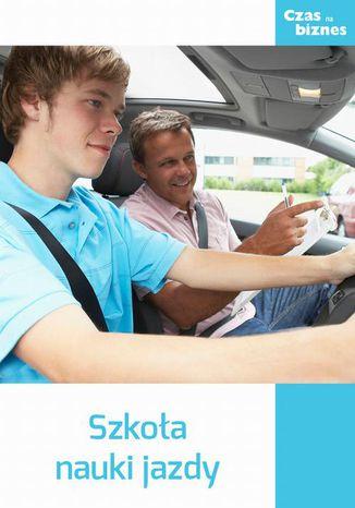 Okładka książki Szkoła jazdy