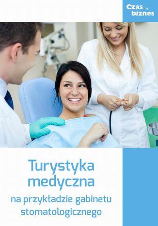 Okładka książki/ebooka Turystyka medyczna