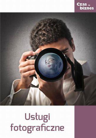 Okładka książki Usługi fotograficzne